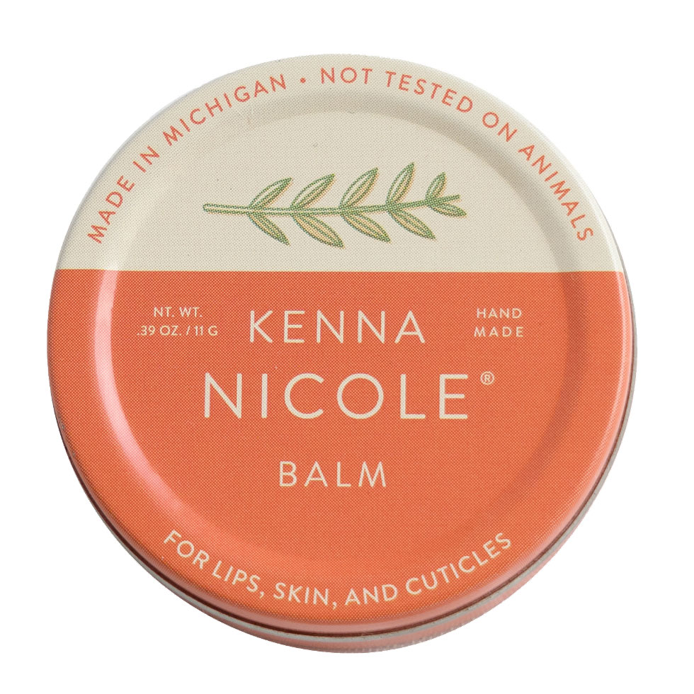 Kenna Nicole THYME Balm for Lips, Skin + Cuticles