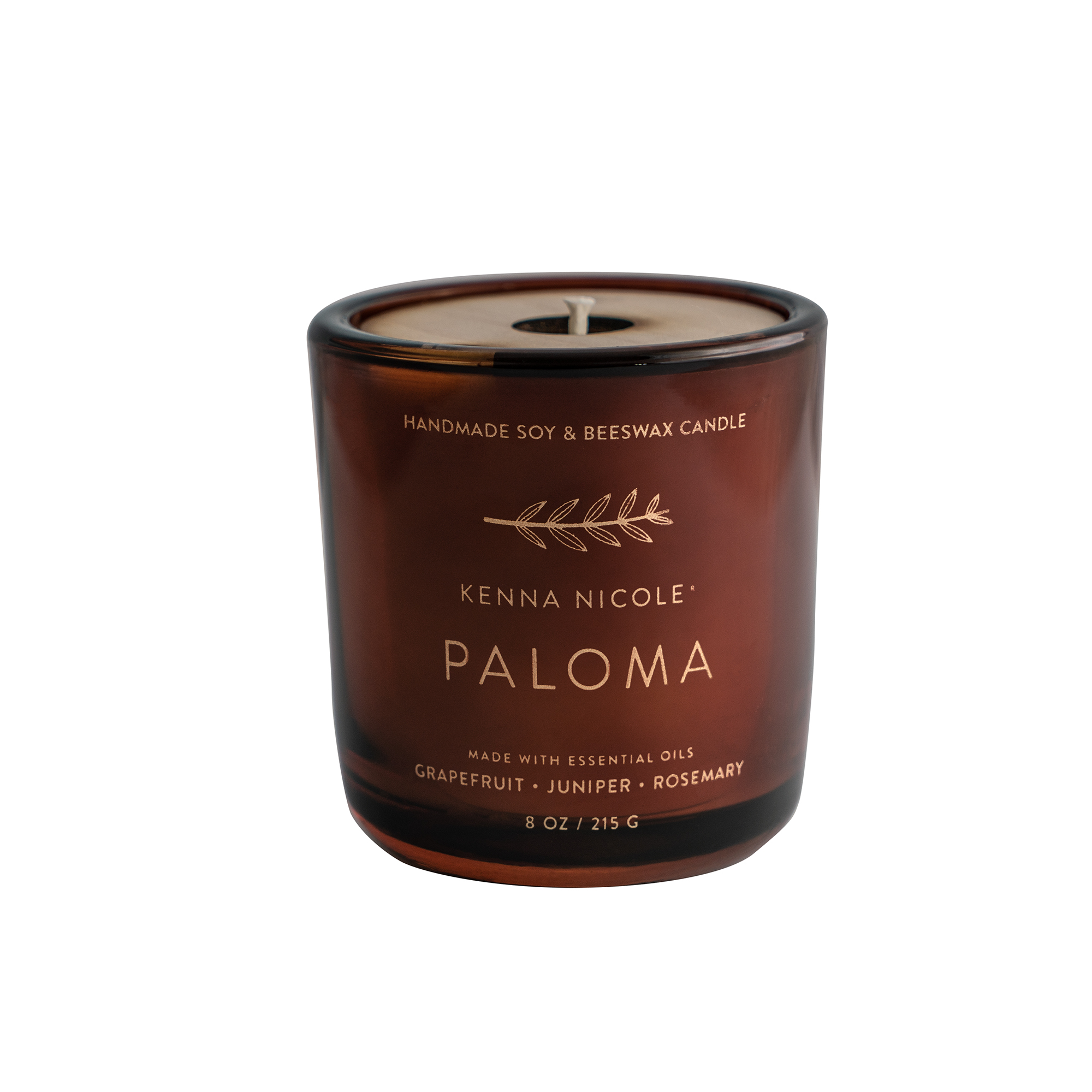 Kenna Nicole PALOMA Soy + Beeswax Candle