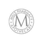 Mills Pharmacy + Apothecary logo